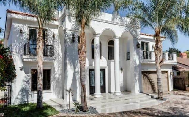 Calabasas Mansions Luxury Homes