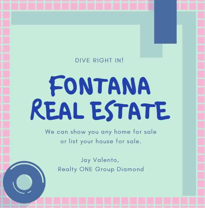 Fontana Real Estate - Homes for Sale