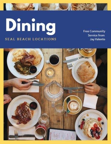Seal Beach Restaurants 2020