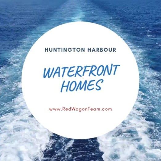 Huntington Harbor Waterfront Homes