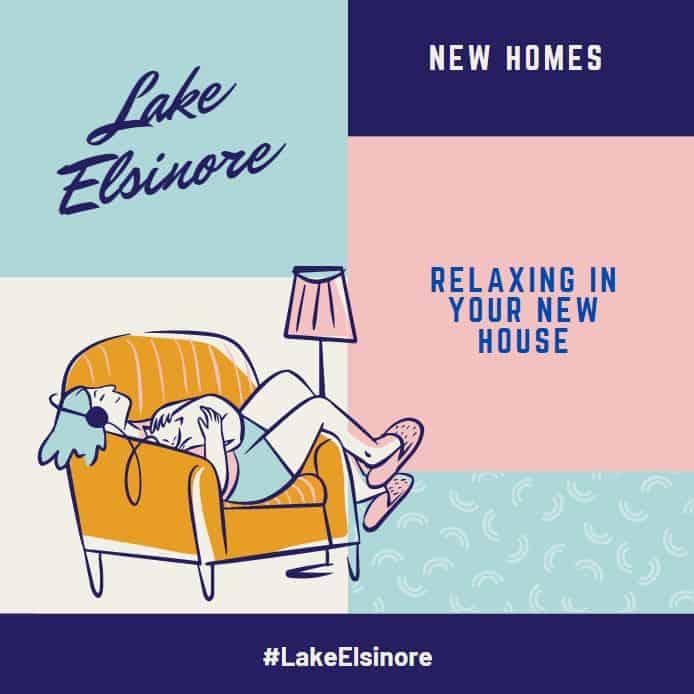 Lake Elsinore New Homes
