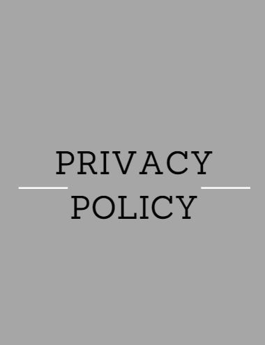 Online Privacy Policy