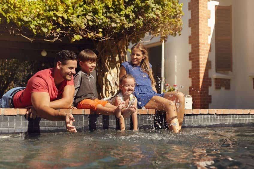 Homes for Sale in Dana Point, California for Family Fun at the Pool