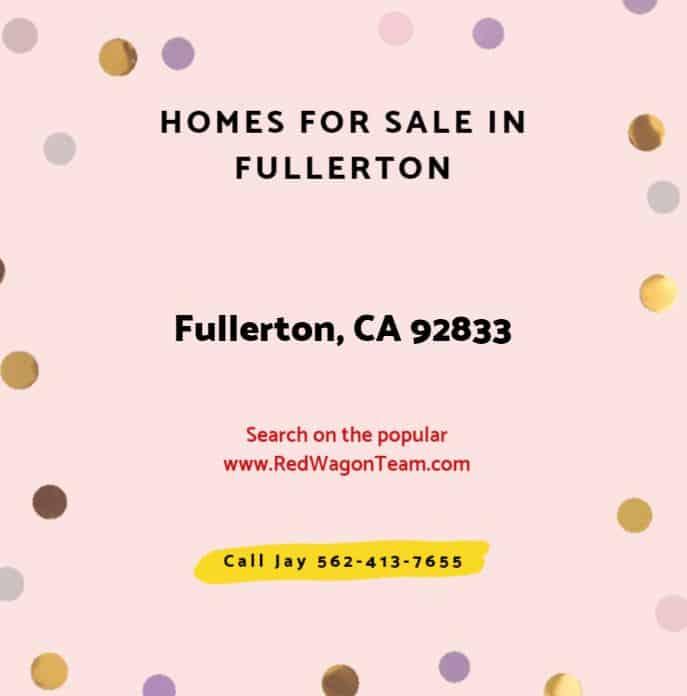 92833 Fullerton Real Estate