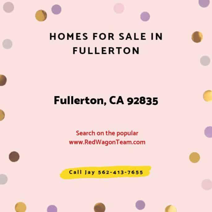 92835 Fullerton Real Estate