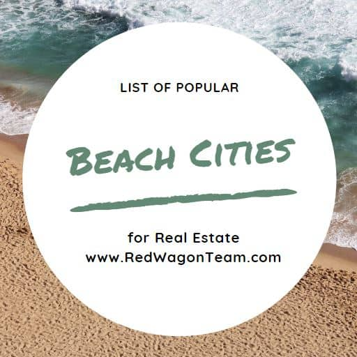 16 Popular Beach Cities for Real Estate