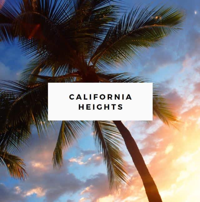 California Heights Long Beach