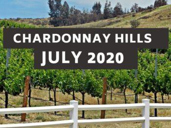 Chardonnay Hills July 2020 Sales