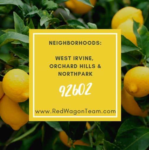 92602 Irvine real estate