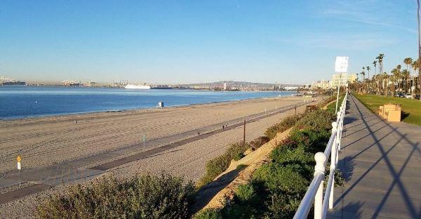 Long Beach Homes Coastline