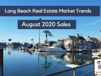 Long Beach real estate trends august 2020