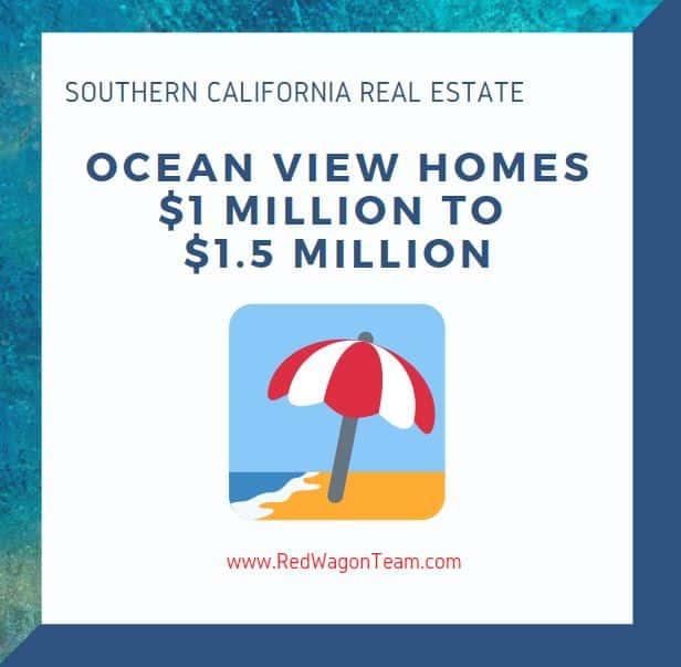 Ocean VIew Homes $1 Million to $1.5 Million