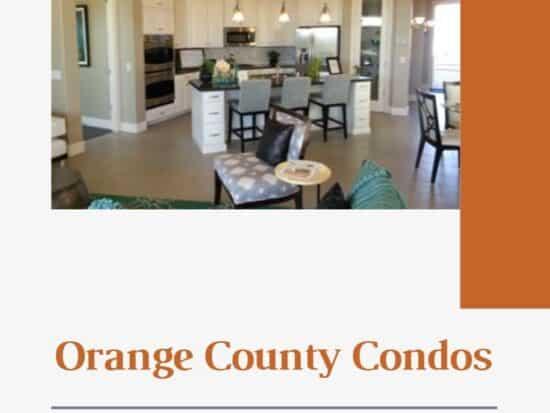 Orange County condos for sale