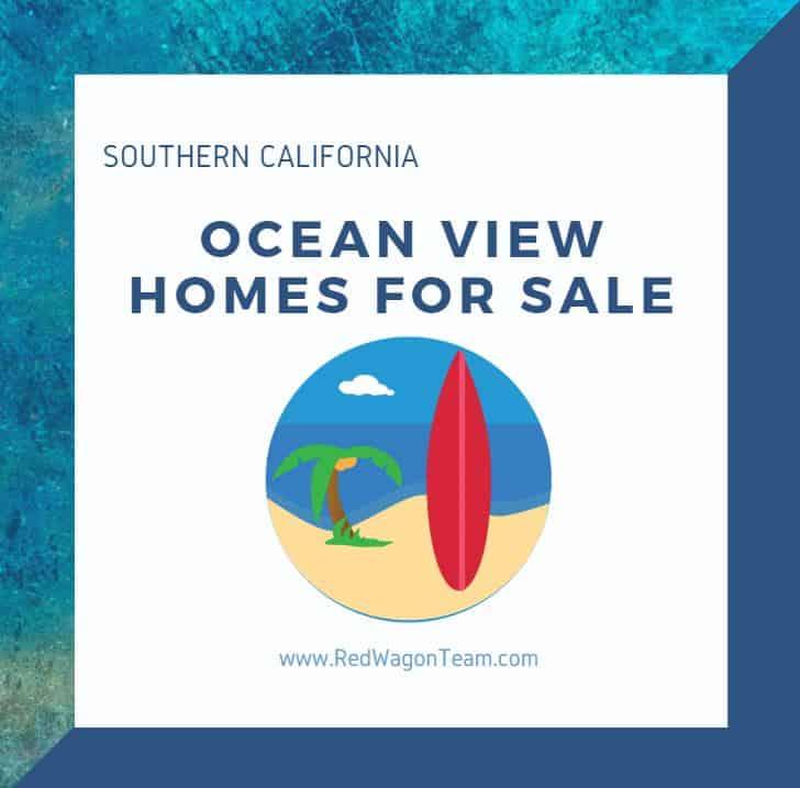 Southern California Ocean View Homes Beach