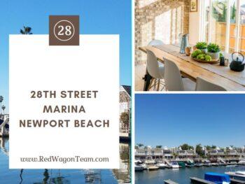 28th Street Marina Newport Beach Condos