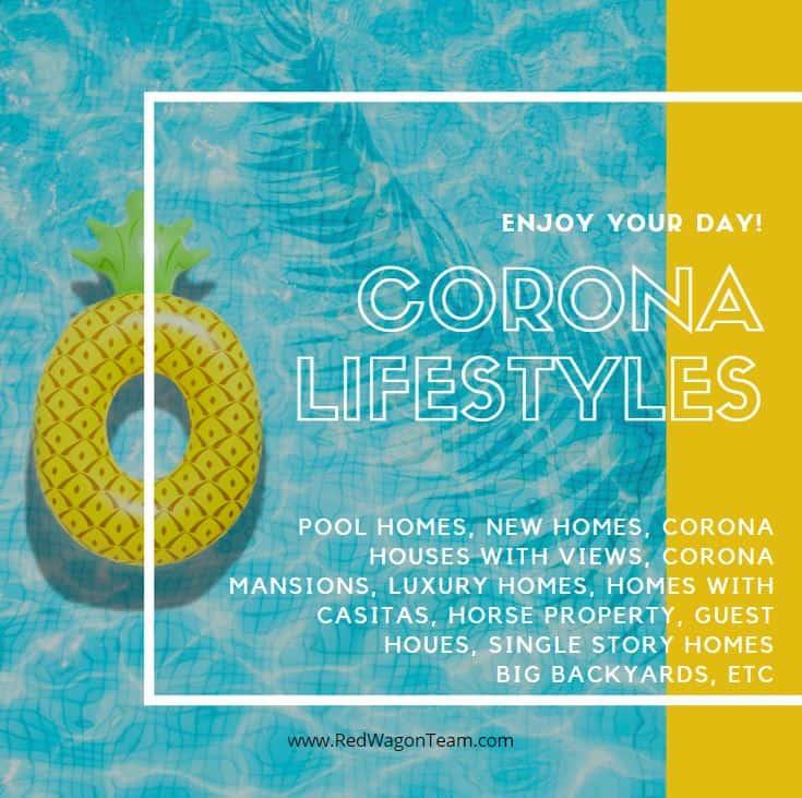 Corona California Lifestyles