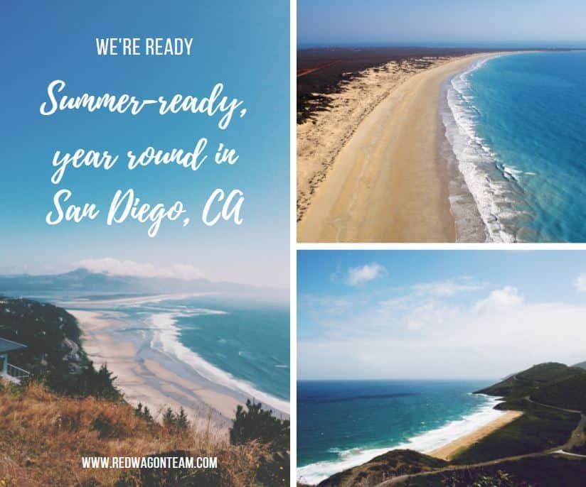 Enjoy San Diego California
