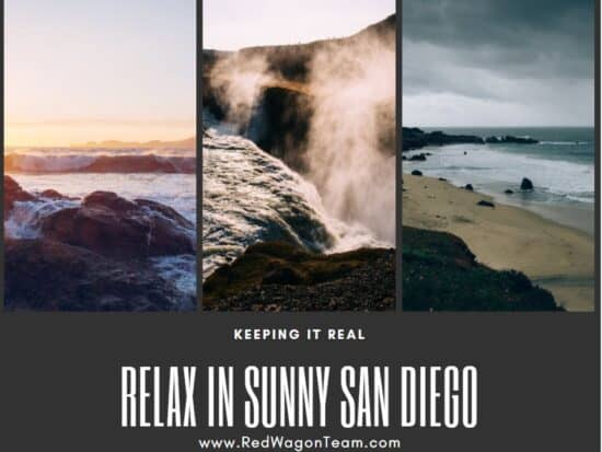 Relax in San Diego Homes