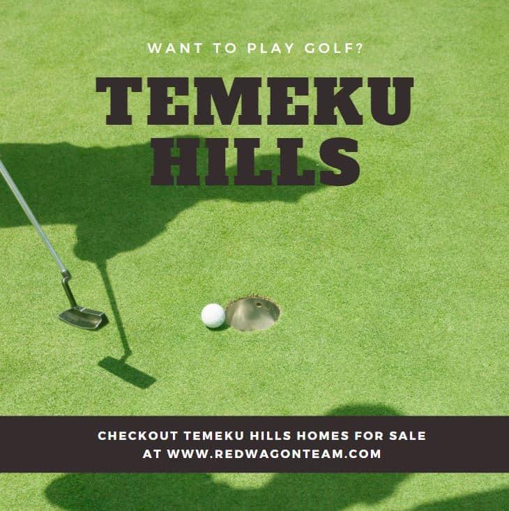 Temeku Hills Homes in Temecula