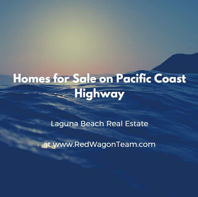 homes for sale on pacific coast highway