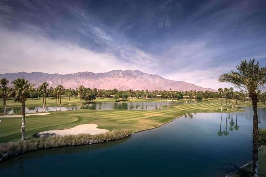 The Retreat Corona Homes Golf Course
