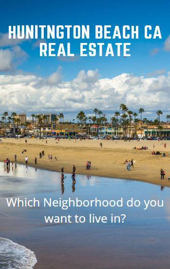 Huntington Beach Real Estate CA