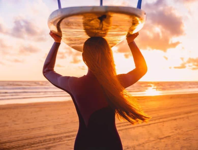 Huntington Beach Homes Surfing
