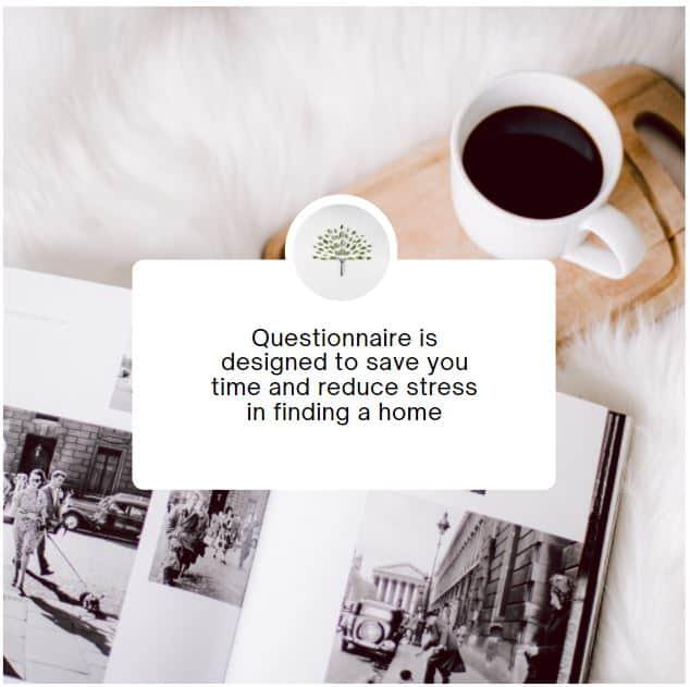 Menifee Home Buyers Questionnaire