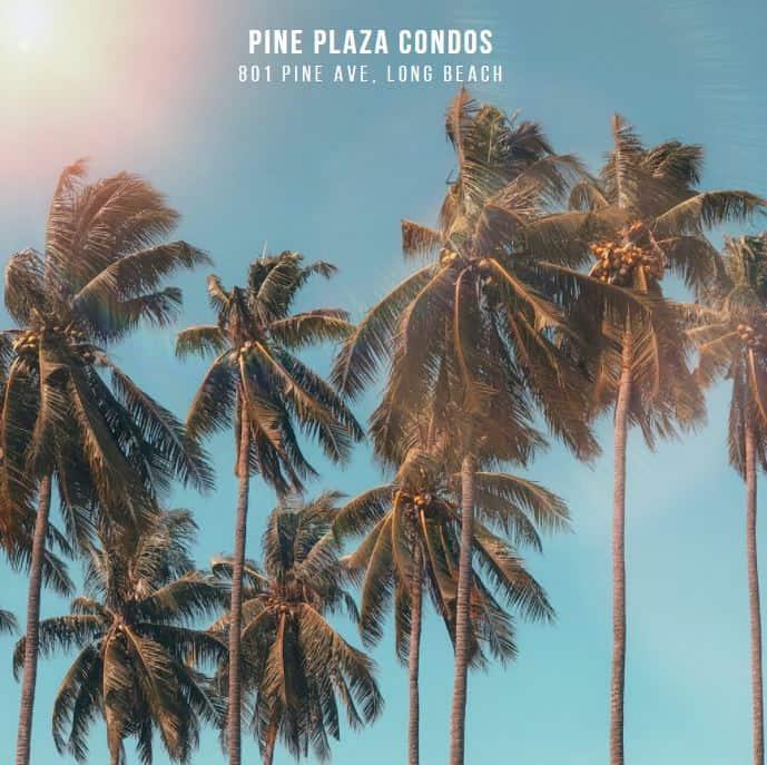 Pine Plaza Long Beach Condos