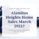 Alamitos Heights Homes Sales March 2021