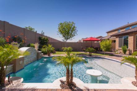 Huntington Beach Pool Homes