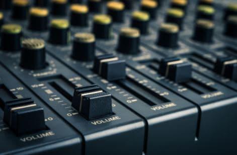 Recording Studio Keyboards