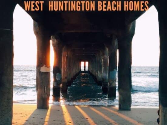 West Huntington Beach Homes