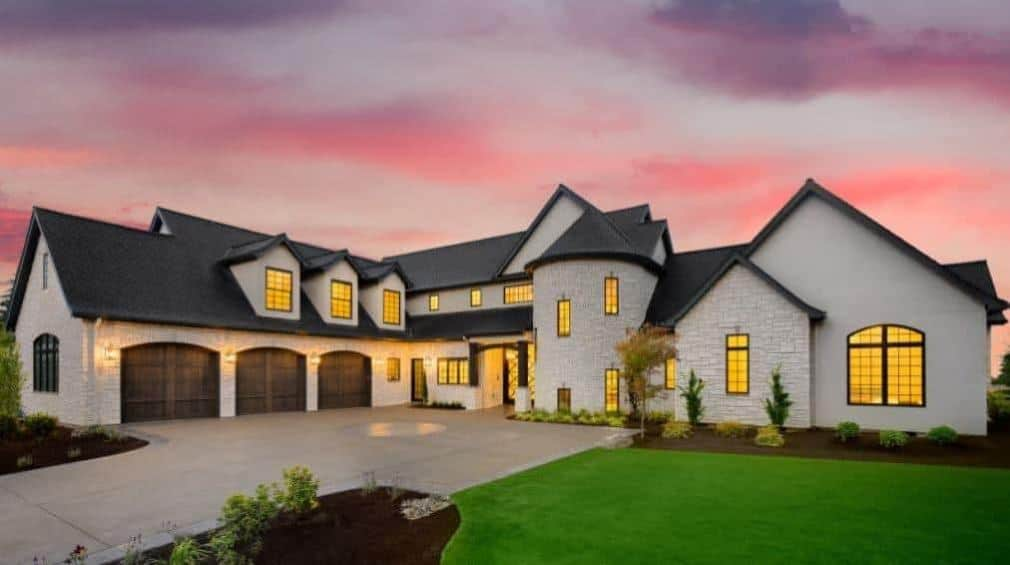 Mega Mansions in California
