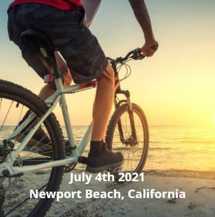 Newport Peninsula Bike Parade July 4th 2021