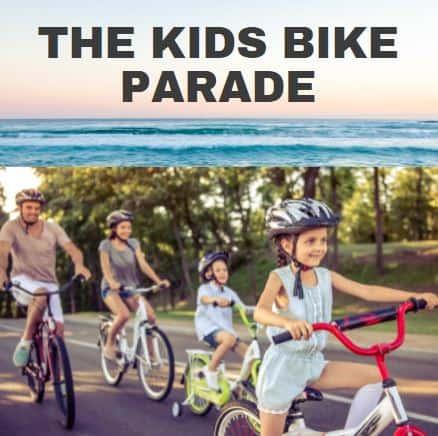 The Kids Bike Parade July 4th 2021 Long Beach California