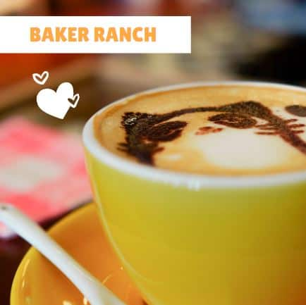 Baker Ranch Homes Coffee Time