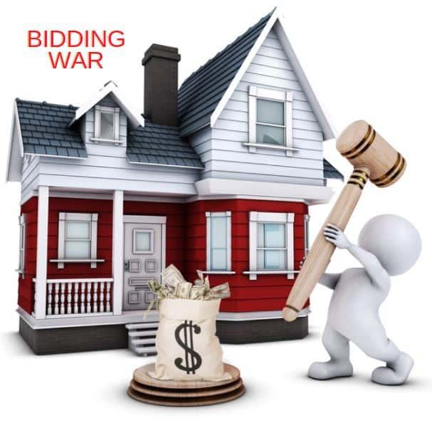Bidding War on Long Beach Homes & Condos